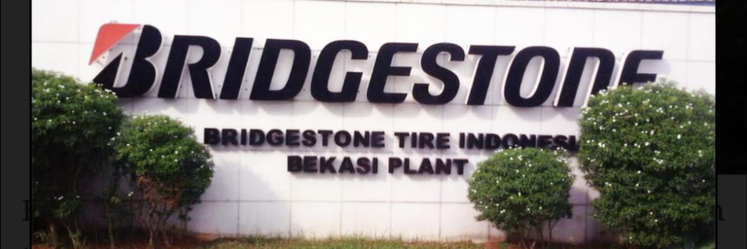 Ilustrasi, PT Bridgestone Tire Indonesia(BTI)