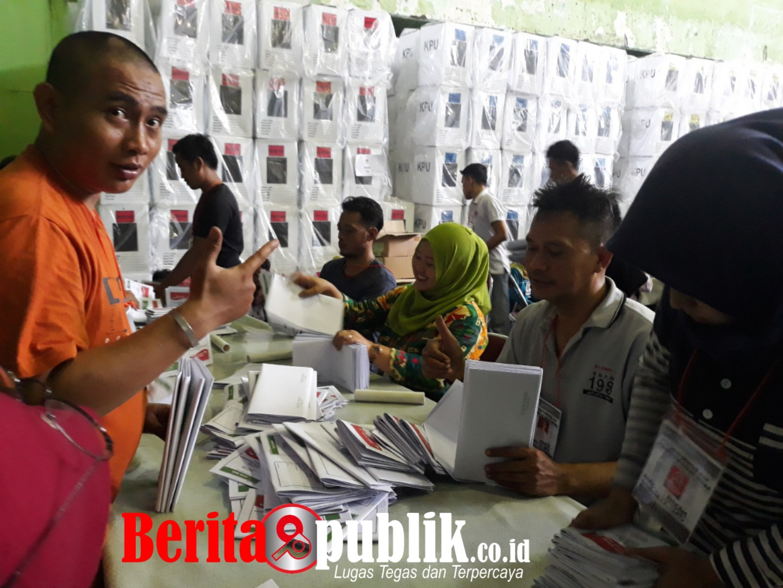 300 Petugas Sortir Lipat Dikerahkan KPU Kota Bekasi