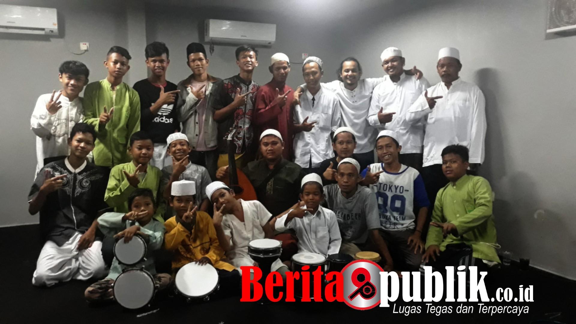Komunitas Arabian Musik Hadir di Pekayon