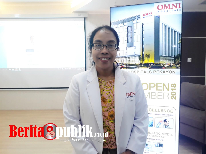 dr. Novita Sitorus, Spesialis Jantung dan Pembuluh Darah
