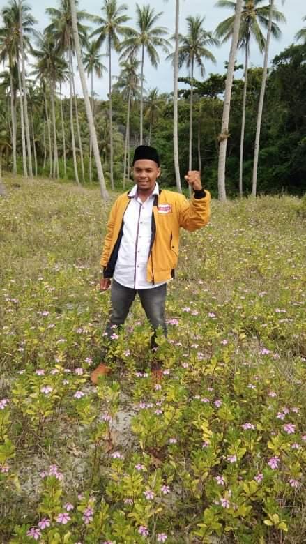 Politisi Muda Partai Hati Nurani Rakyat (HANURA), Yudin Hitimala