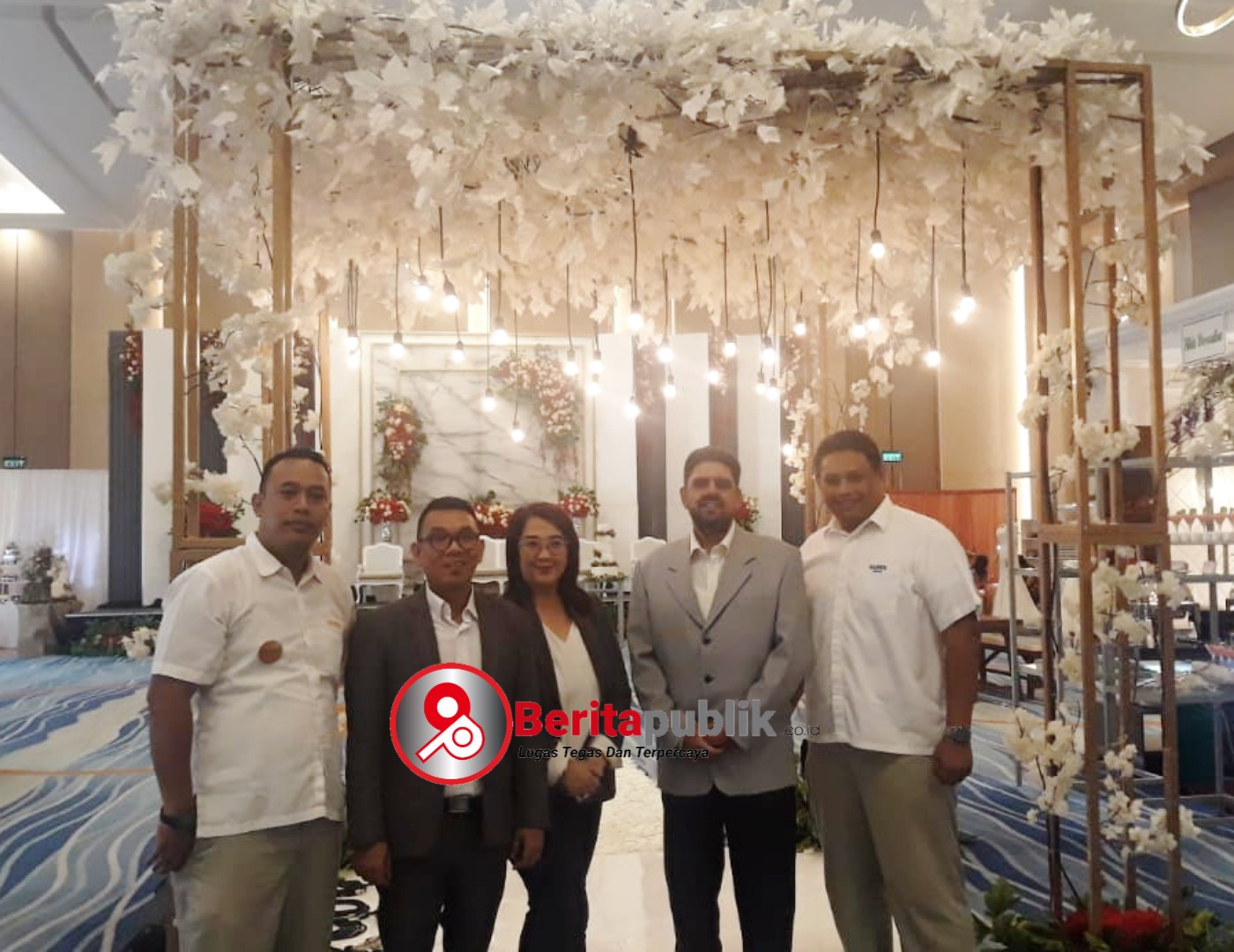 HARRIS Convention Hall Summarecon Bekasi Gelar Wedding Showcash 2019