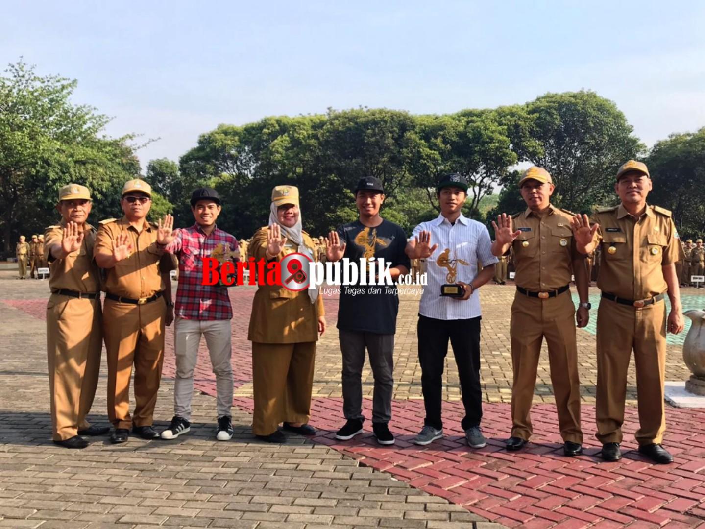 Sekda Kota Bekasi Ulas Amanat Presiden Jokowi Usai Dilantik.