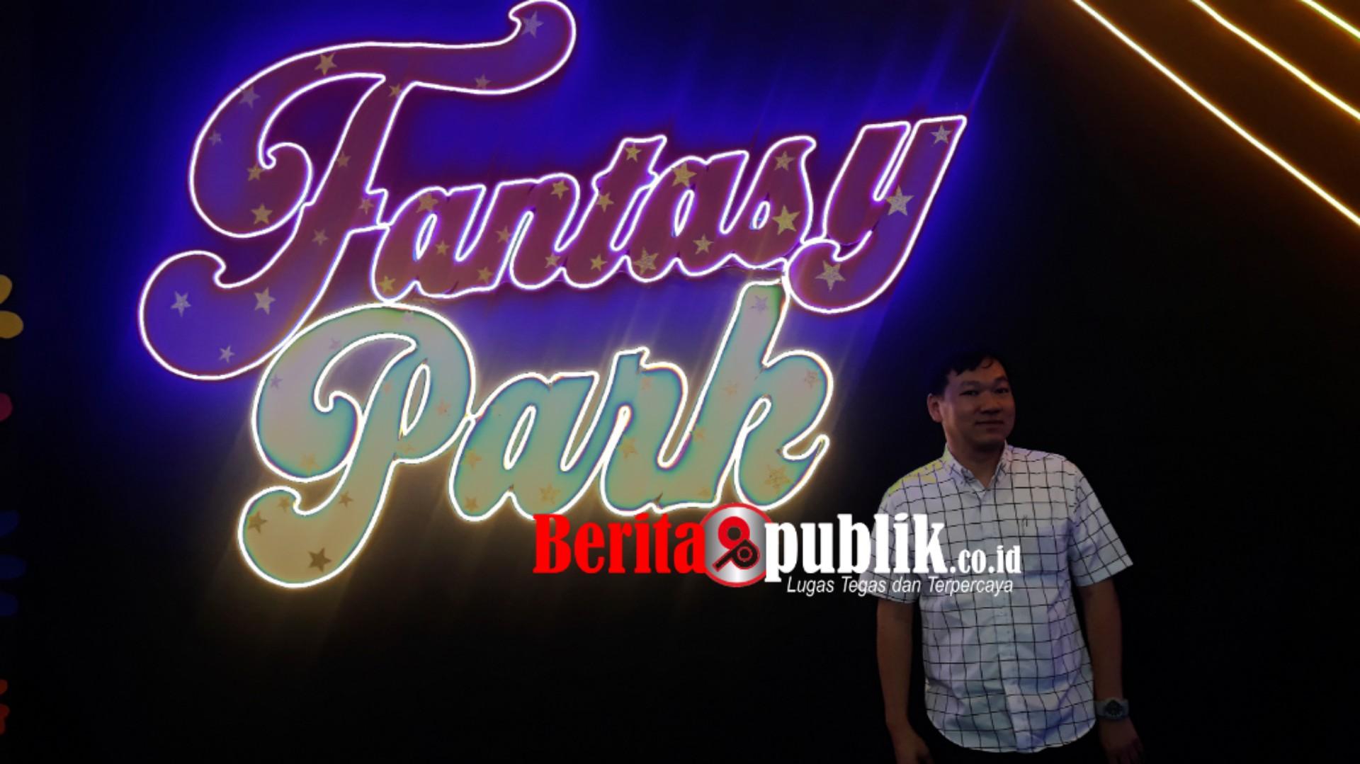 Center Director Summarecon Mall Bekasi, Ugi Cahyono