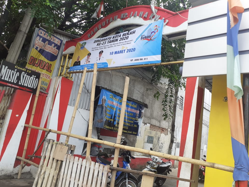 Kampung Jaha RW 11.