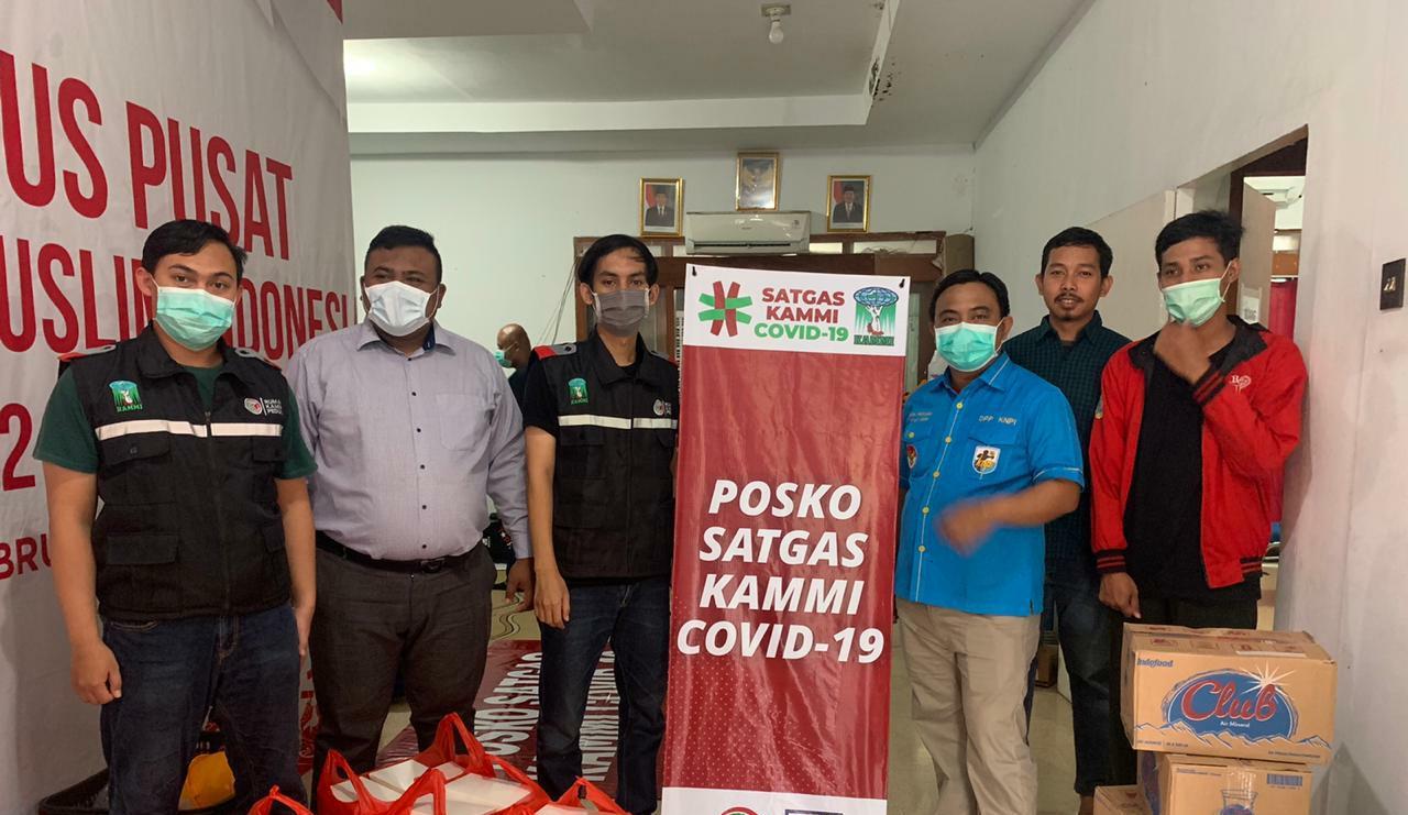 Kesatuan Aksi Mahasiswa Muslim Indonesia (KAMMI).
