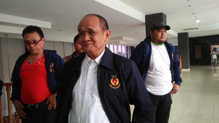 Ketua UmumKONI Kota Bekasi,Abdul Rosyad Irwan
