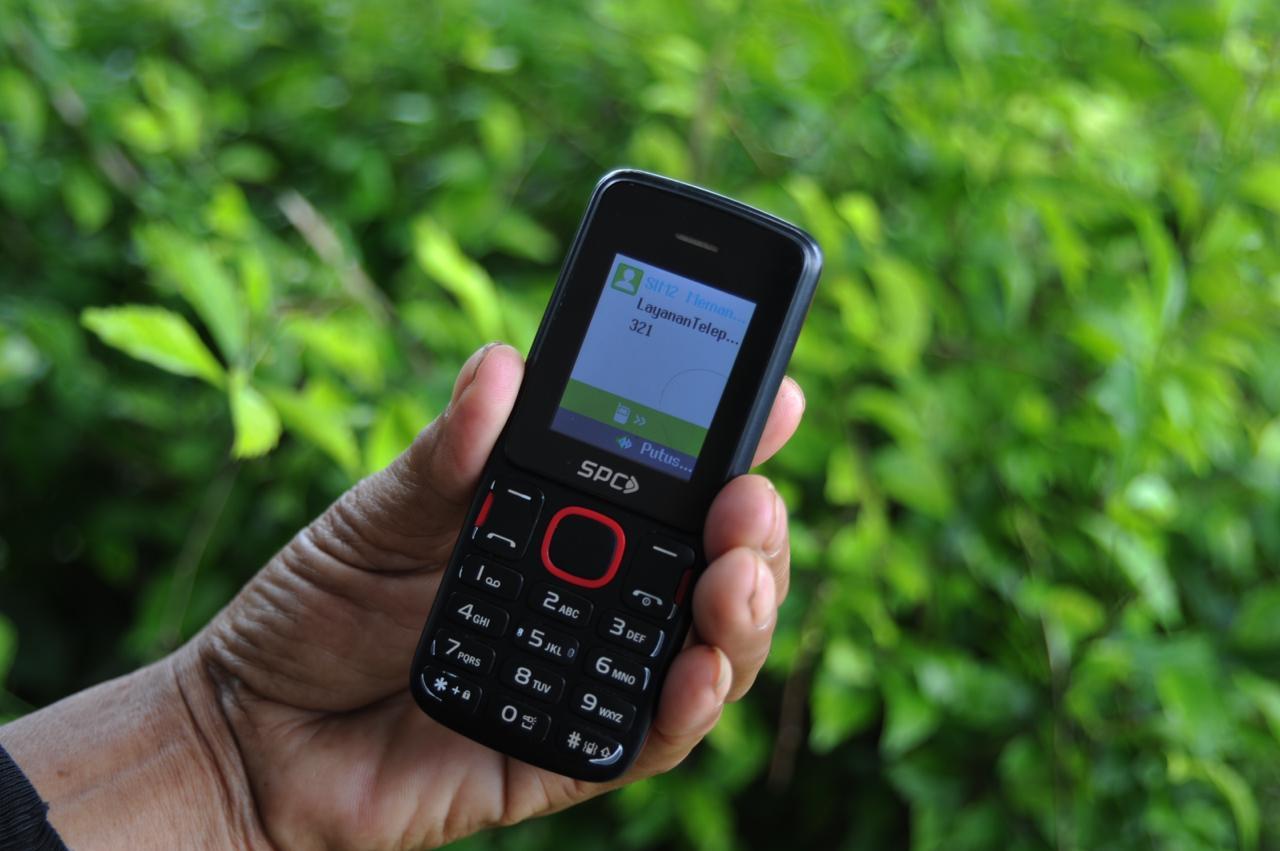 Layanan Interactive Voice Response (IVR) 321, Selasa, (21/5).