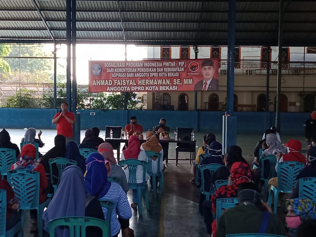 Program Indonesia Pintar (PIP) Kementerian, Pendidikan dan Kebudayaan Republik Indonesia, Jumat, (25/7).