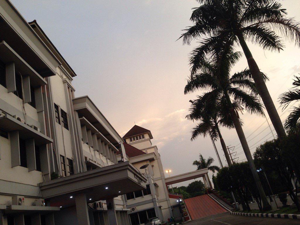 Gedung DPRD Kota Bekasi, Kamis, (19/3).