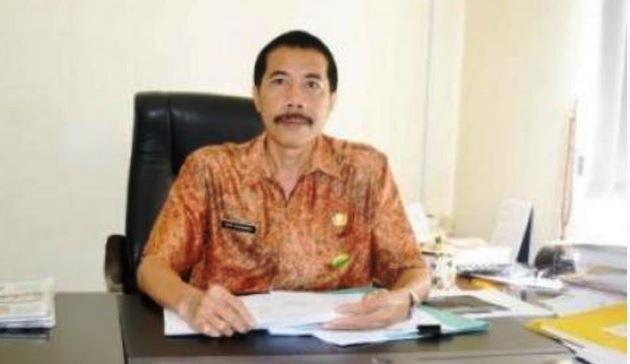 Kepala Badan Pendapatan Daerah Kota Bekasi, Aan Suhanda, Kamis, (3/9).