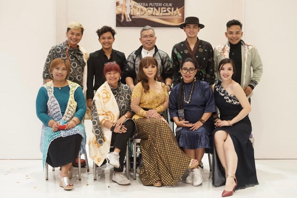 Pemilihan Putera PPCI Dihelat di Bali Didukung Puluhan Fashion Designers Kenamaan Indonesia, Sabtu, (10/10).