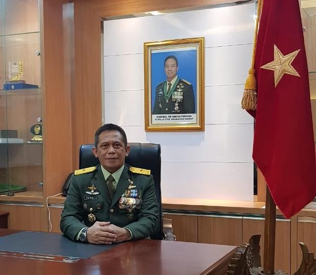 Brigadir Jenderal TNI, Kemal Hendrayadi