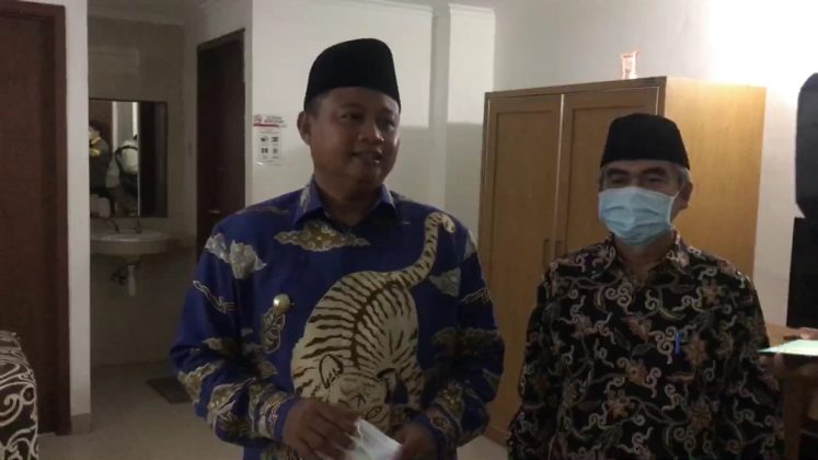 Wakil Gubernur Jawa Barat Uu Ruzhanul Ulum, Kamis, (4/2).