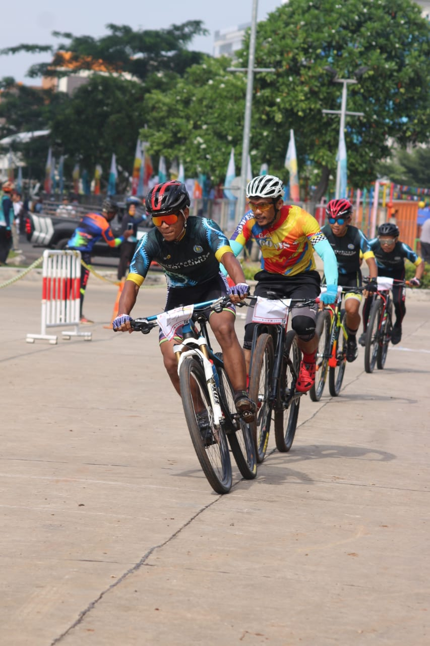 Bike Track Cross Country